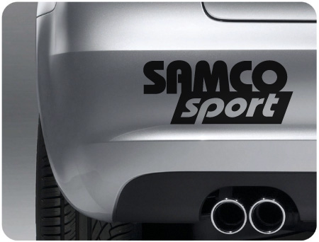Samco Sport sticker (pair)