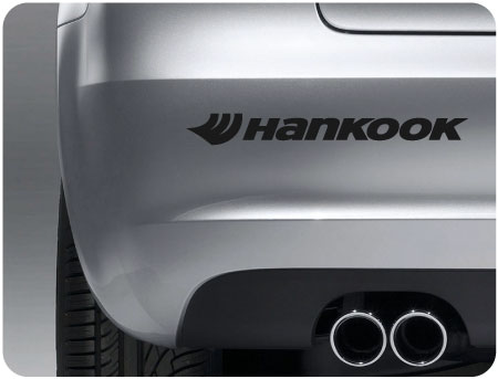 Hankook Sticker (Pair)