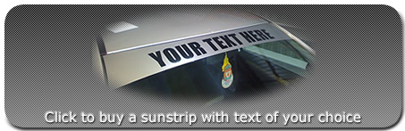 Sunstrips : Car Graphics by Demon Graphics, Makers of high ...